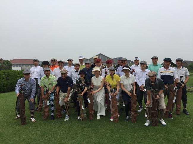 中华高尔夫珍藏协会2018年年会 上海林克斯