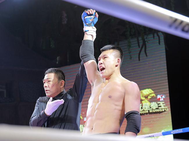 张玉帛终极获胜