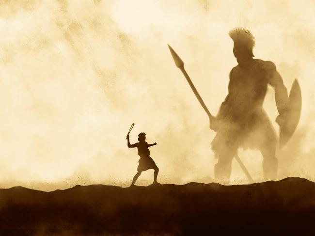 英雄战胜了强大的命运