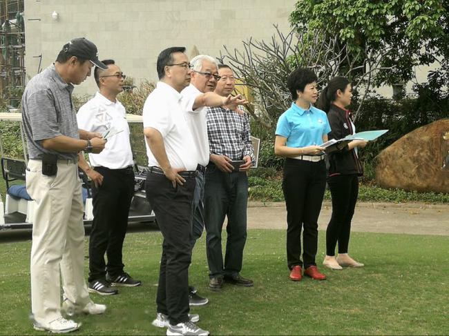 GEO OnCourse(中国)首次场地指导在佛山进行
