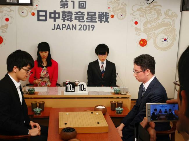中日韩三国龙星战对抗赛