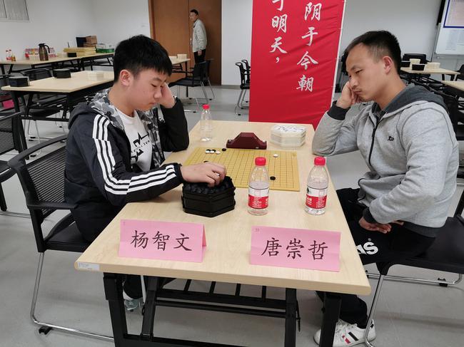 唐崇哲胜杨智文