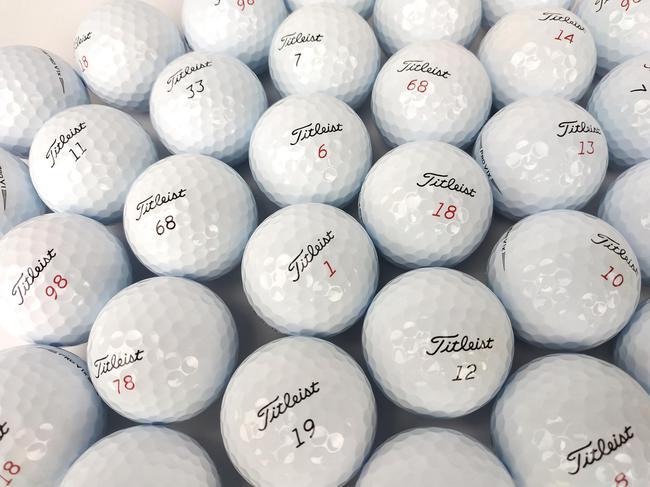 Titleist发布2019ProV1和ProV1x专属球号高尔夫球