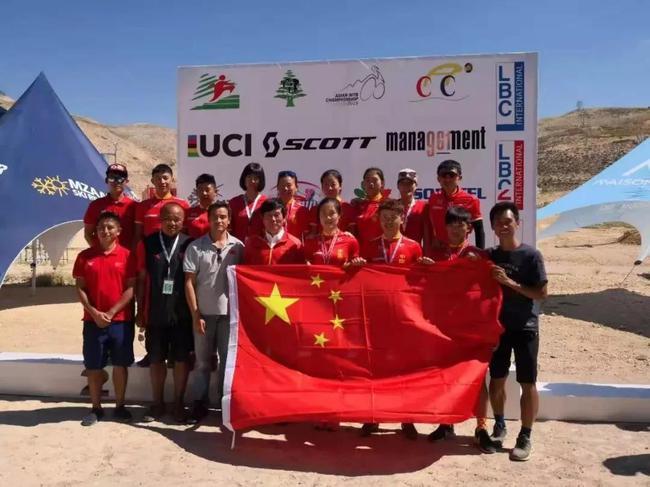 中国山地自走车获两个奥运席位