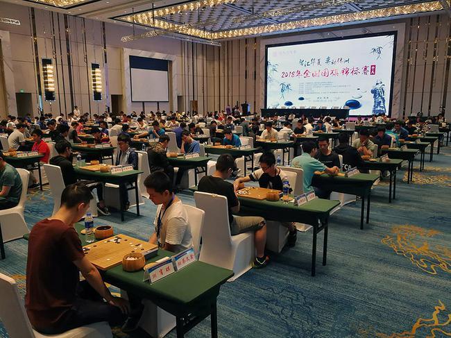 2019年全国围棋锦标赛(个人)竞赛规程 9月无锡 第1张