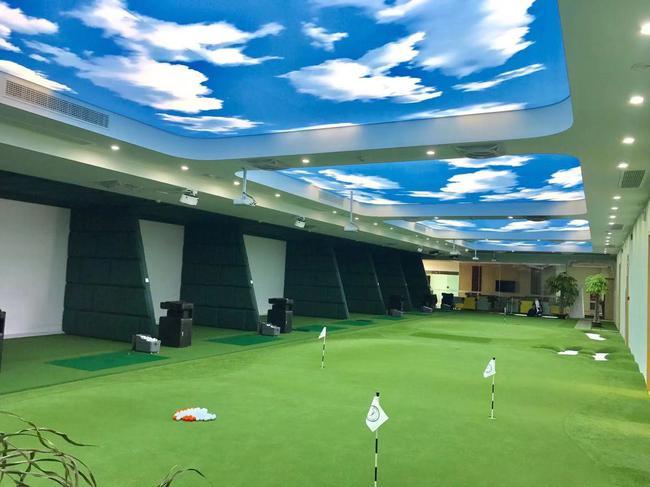 飞乐国际高尔夫学院室内训练中心
