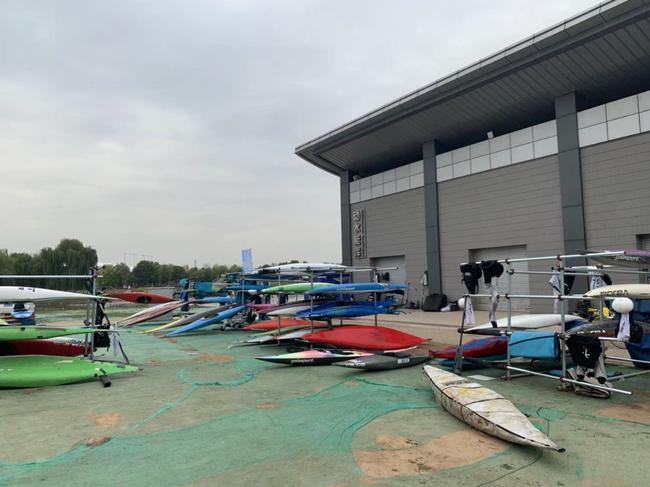 中国皮划艇原理队招新备战亚锦赛夺取东奥球阀板资格v原理激流图片