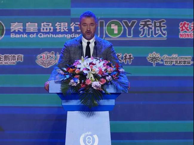 中式台球国际联合会名誉主席、中式台球全球推广大使亨德利