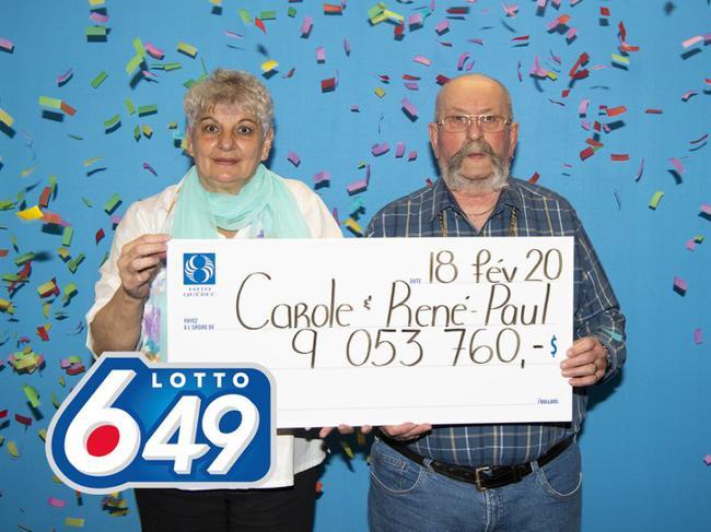 夫妇中4770万喜极而泣 立刻退休坐一次豪华游轮