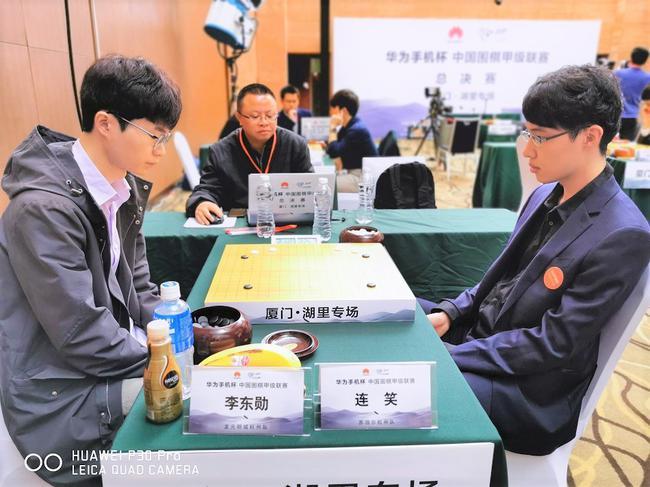 围甲联赛品牌不断提升 带动中国围棋人口增加