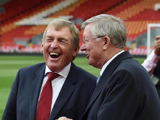 达格利什:弗格森祝贺利物浦夺冠 好对手都会如此