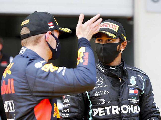 F1| 布伦德尔:维斯塔潘应该考虑转会梅赛德斯
