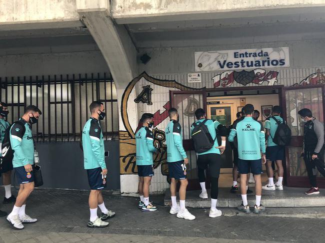 西乙-武磊因伤缺阵 西班牙人遭绝杀0-1首负首失球