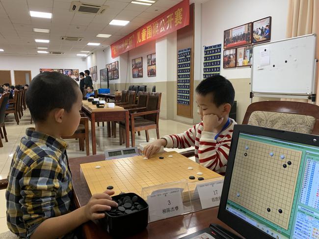 杭州分院杯儿童公开赛收官 下午13时冠军挑战赛