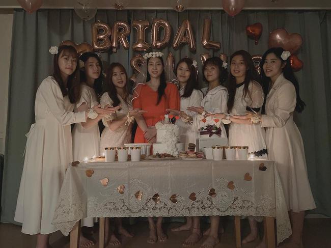 """成池铉下月将出嫁 队友惊喜准备""""准新娘派对"""""""