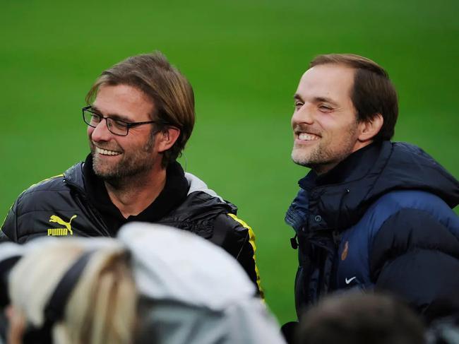 德国足球盛事!4名德国主教练打进欧冠8强创纪录