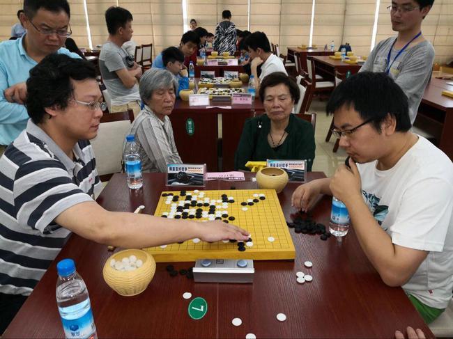 """第13届""""丰城杯""""全国业余围棋公开赛竞赛规程"""
