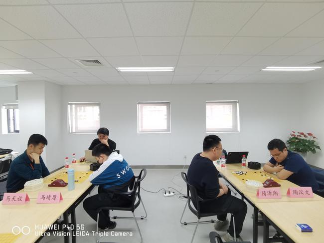 陈毅杯马天放胜马靖原再入决赛 将与隋泽翔争冠