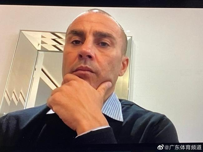 卡帅:心痛告别广州队 满意自己更新换代工作