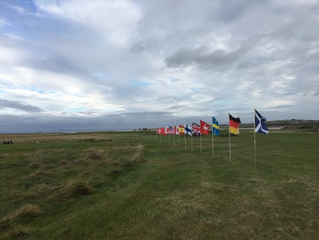 高尔夫收藏与历史系列之34 世界胡桃木公开赛收杆