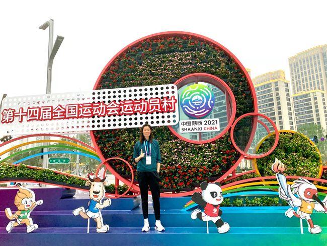 朱婷感谢球迷支持 自曝全运村打游戏创高分纪录