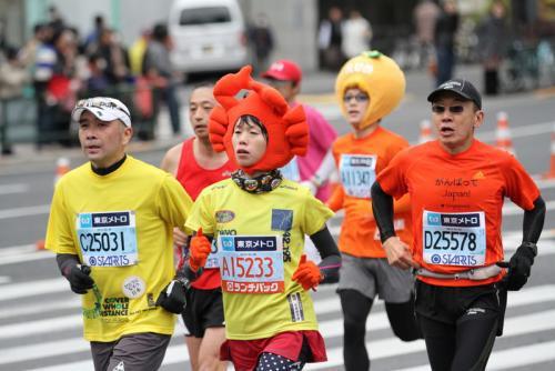 2021年东京马拉松基本确定推迟到秋天举行