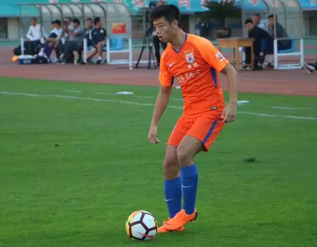 U23联赛-鲁能爆冷2-2延边失榜首 田鑫3场狂进5球