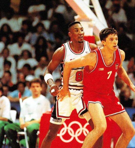 巴塞罗那奥运会男篮决赛