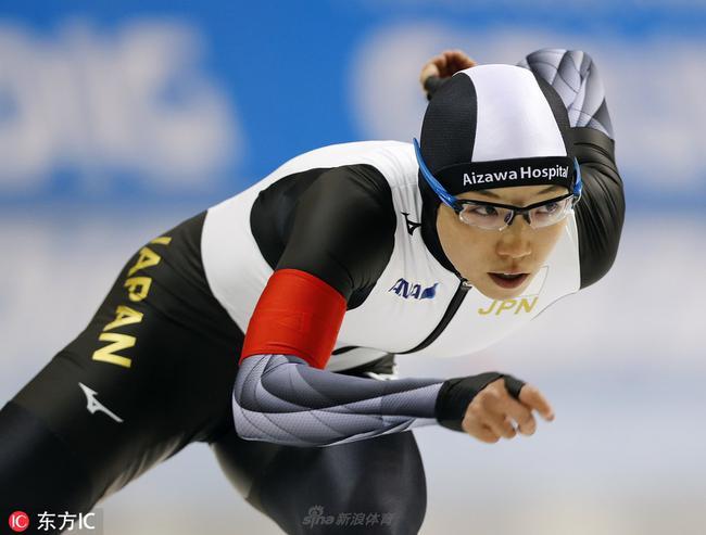速滑世界杯幼平奈绪赛季第五冠 高亭宇B组第六