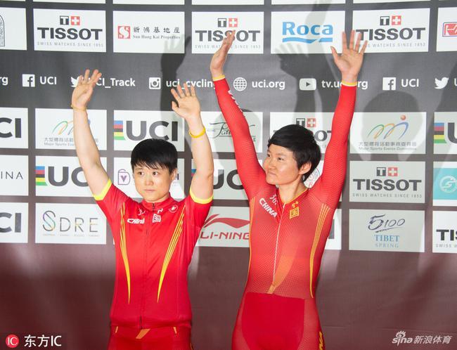 王雁威奥运冠军完美回归 钟天使头号铁项连夺世