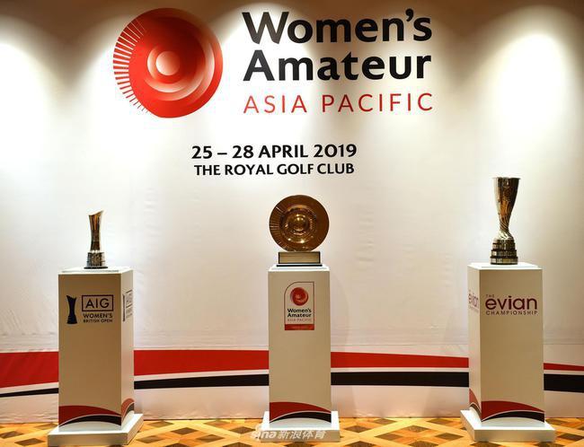 亚太女子业余锦标赛推迟至10月举行 举办球场不变