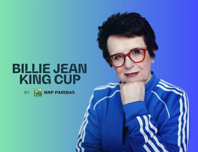 联合会杯更名为比利简金杯 奖金与戴维斯杯持平