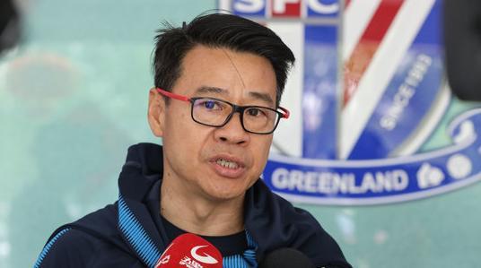 吴金贵:中国足球别寄望扩军 要凭实力进世界杯