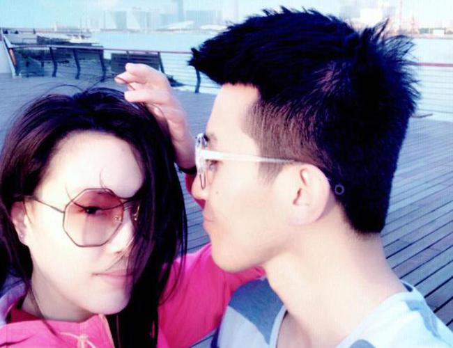 吴敏霞和老公