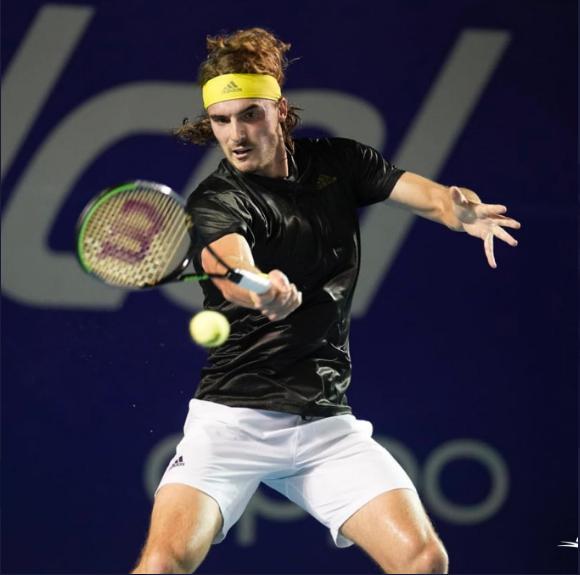 ATP墨西哥站-西西帕斯速胜进八强 拉奥尼奇被爆冷