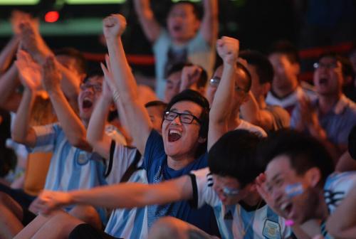 世界杯中国球迷来了!FIFA:中国球迷购票3.6万张