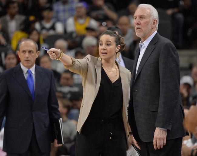 NBA快有一位第一名女教练?为什