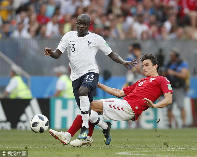 法国丹麦战成0-0