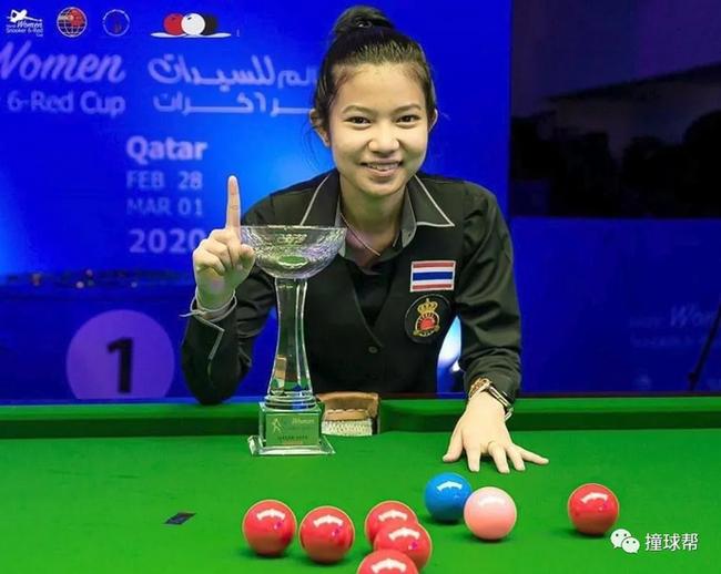 首届女子6红球世界杯落幕泰国147小将夺得冠军