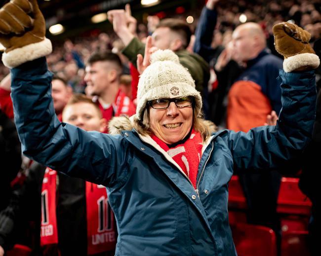 曼联主场收官战允许球迷入场 总计一万人助威