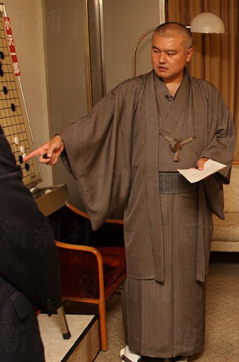"""""""老虎""""依田纪基为什么被禁赛半年?(五)"""