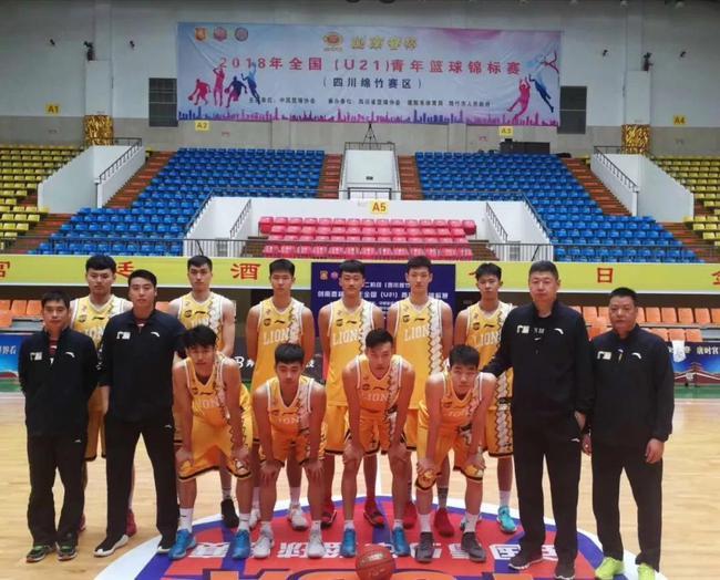 浙江广厦U21代表队