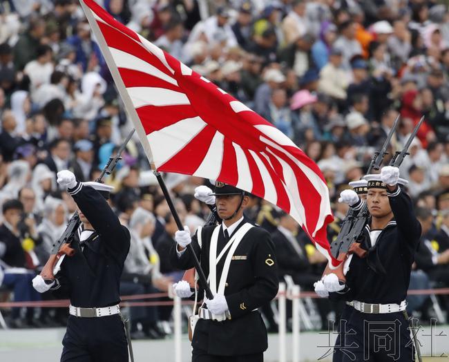 东京奥运组委会未打算将旭日旗列为禁带品