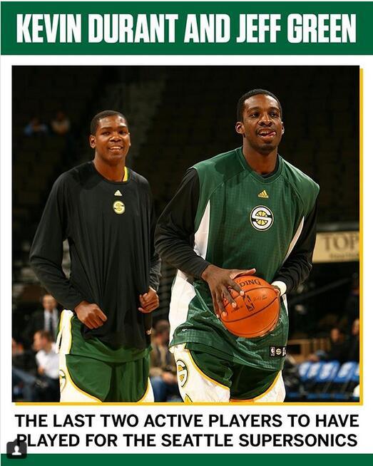 有关这支NBA球队的记忆 现在就只剩下2个人了