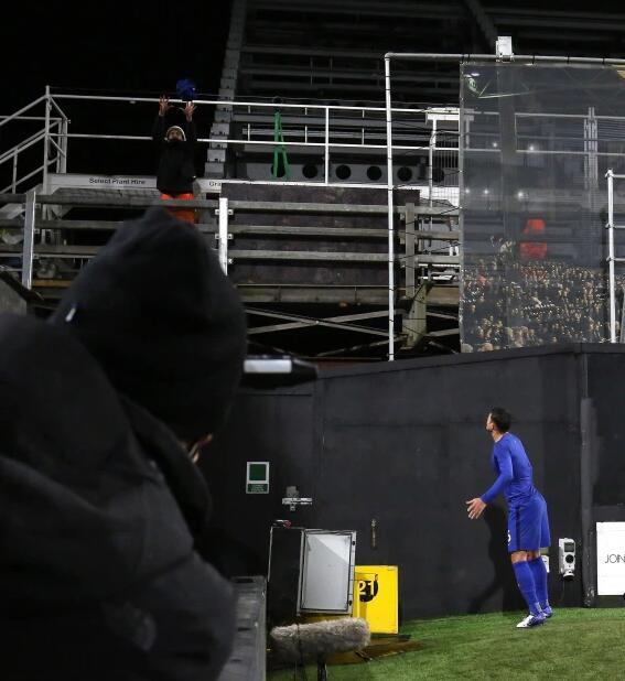 切尔西名将赛后扔球衣引风波 涉嫌违反防疫新规