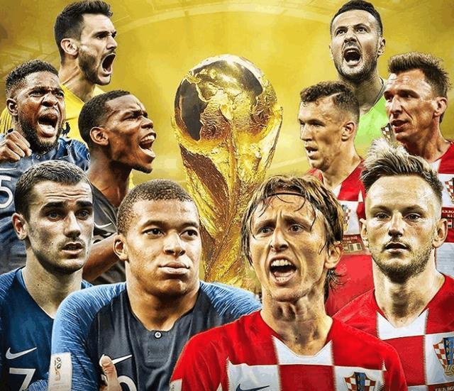 世界杯决赛狂欢夜 快来微博抢千万豪礼!