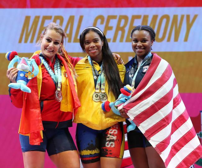 哥伦比亚选手阿博莱达夺冠
