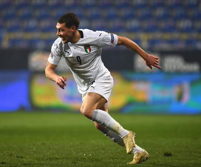 欧国联-因西涅助攻+中柱 意大利客场2-0胜晋级4强