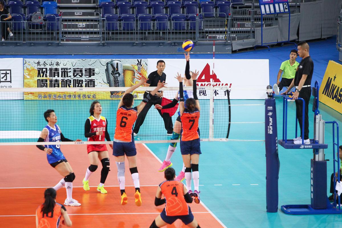 辽宁VS上海