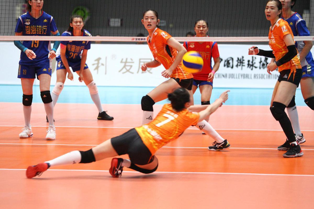 天津VS浙